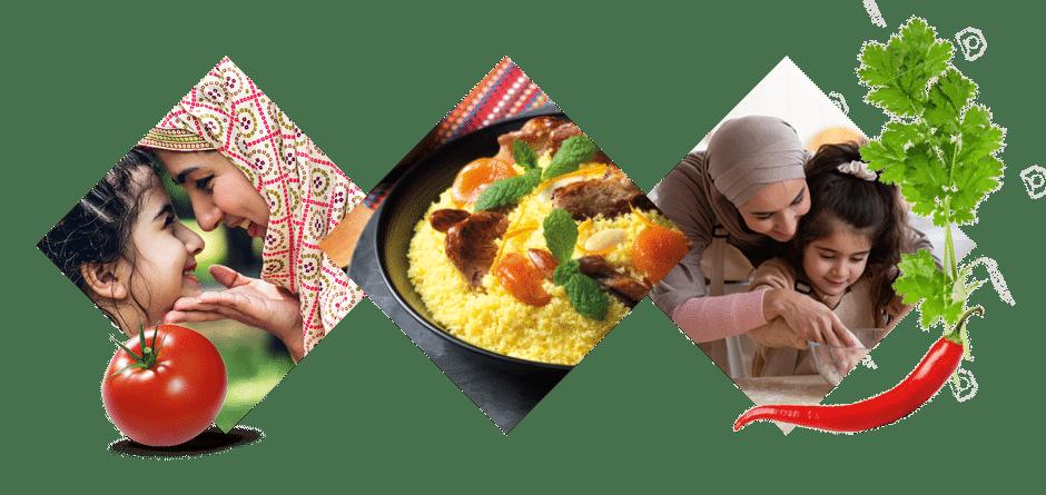 Zakia, la cuisine de votre cœur