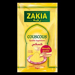 couscous moyen 1 kg Zakia