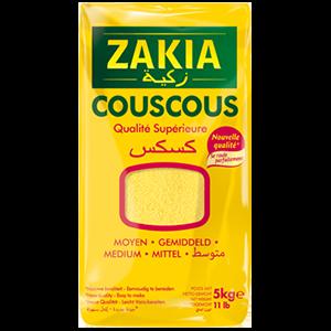 couscous moyen 5 kg Zakia