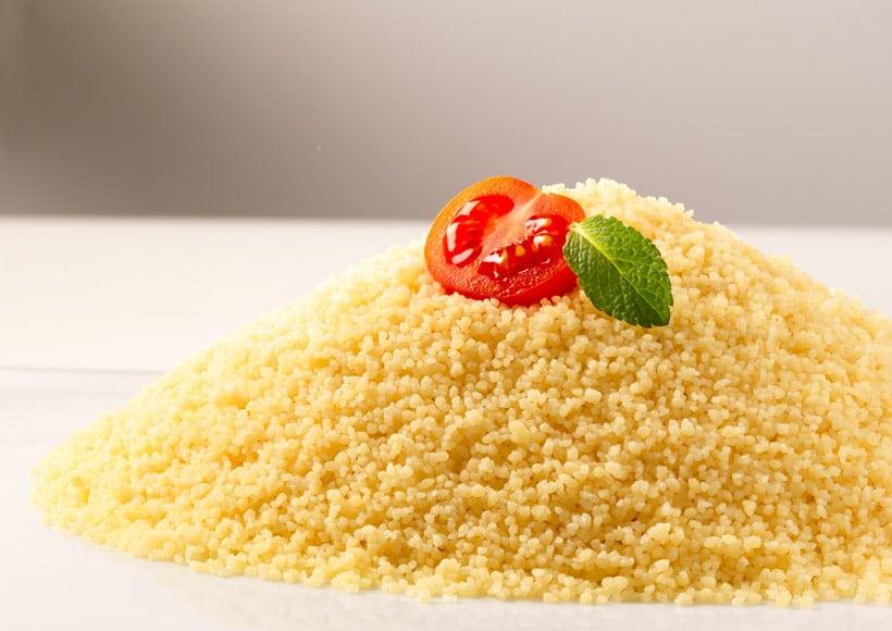 préparation rapide de couscous Zakia